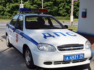 ГИБДД раскрыла подробности наезда на автоинспектора