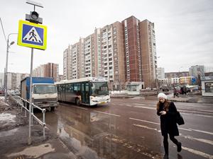 За десять минут в Зеленограде сбили двух пешеходов
