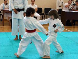 Зеленоградские каратисты привезли шесть медалей с международного турнира в Абхазии