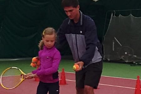 Школа большого тенниса в Зеленограде объявляет набор детей в теннисные группы