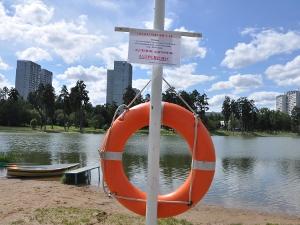 Два водоема Зеленограда закрыты для купания