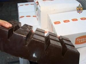 В Чашниково делали шоколад из просроченного сырья