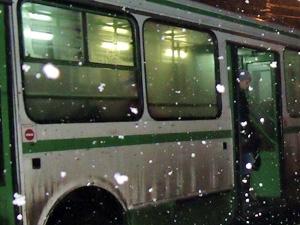 В новогоднюю ночь в Зеленограде продлят работу четырех маршрутов автобусов