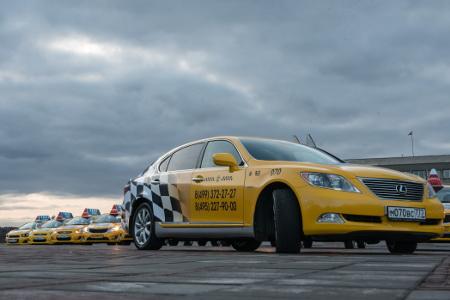 Такси «Автонабор» объявляет месяц бесплатного проезда по М11