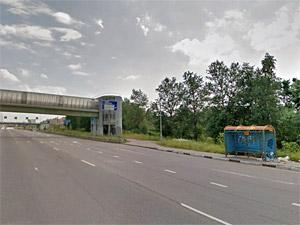 Автобусы №400 по пути в Москву будут останавливаться у Новых Ржавок