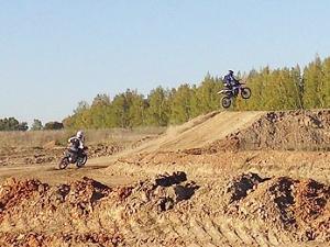 На трассе у деревни Брехово пройдет мотокросс