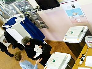 Хроника выборов