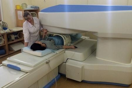 В диагностическом центре «ТомоГрад» установлен томограф открытого типа