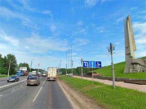 Развязку у «Штыков» начнут строить в 2014 году