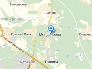 Два человека расстреляны в машине у Менделеево