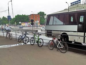 В Крюково могут появиться велопрокат и боксы для хранения велосипедов
