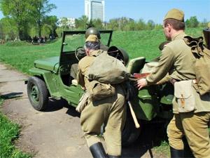 9 мая в Зеленограде устроят парад военной техники