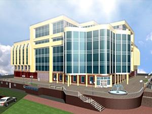 Деловой центр в 16-м районе построят на деньги дольщиков