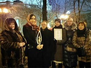 «Ведогонь-Театр» получил «Золотого витязя» за спектакль «Васса»