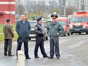 Префект раскритиковал действия спецслужб при обнаружении боеприпаса