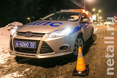 В Юрлово автомобиль сбил пешехода и скрылся