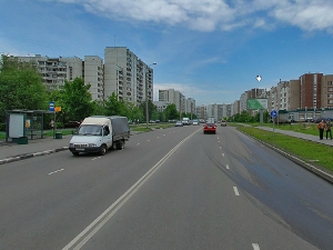 В «новом городе» пенсионерка попала под грузовик