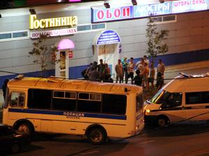 День ВДВ в Андреевке закончился вызовом ОМОНа