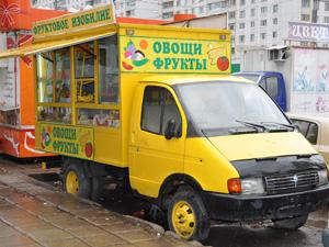 Автолавки уберут из Зеленограда в октябре