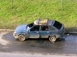 С начала года в Зеленограде подожгли 11 машин