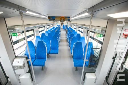 Между Конаково иМосквой впервые будет курсировать поезд «Ласточка»