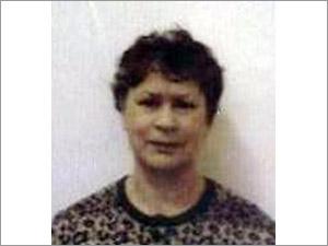 Полиция ищет пропавшую пенсионерку
