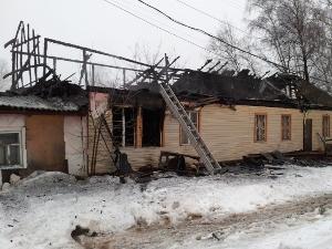 В праздники в Зеленограде горели «Лексус» и офисное здание