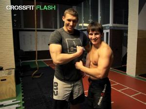 Клуб CrossFit Flash приглашает на тренировки