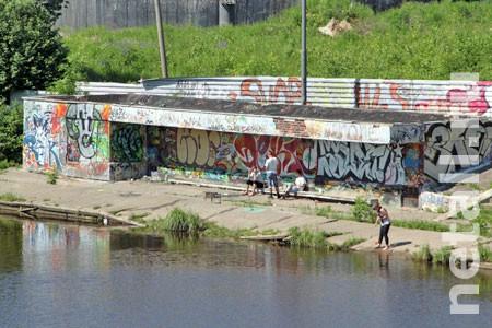 Лодочная станция на городском пруду возобновит работу после окончания строительства аквапарка