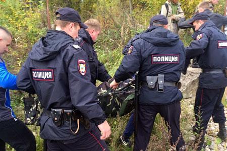 Отдел полиции подняли по тревоге для розыска потерявшейся в лесу пенсионерки