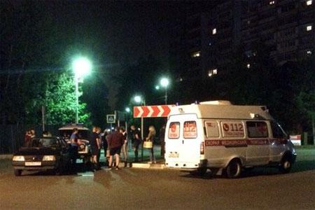 В Голубом автомобилист сбил человека и подрался с пытавшимися остановить его жителями