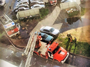 Власти предложат помощь соседям погорельцев из 20-го микрорайона