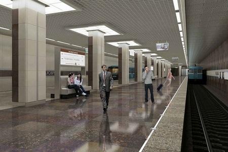 Открытие станции метро «Ховрино» отложили из-за проблем с подрядчиком
