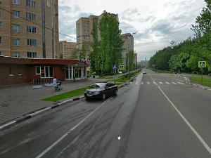 На улице Юности мотоцикл сбил пенсионерку