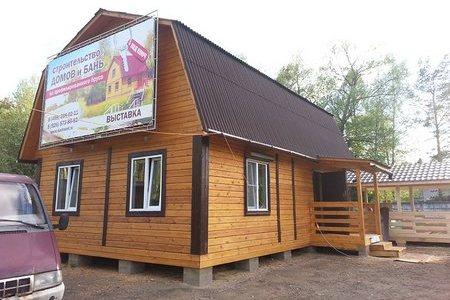В Зеленограде открыта выставочная площадка строительной компании «Дачазел»