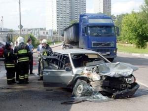 За год в Зеленограде произошло 8 тысяч ДТП