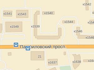 На Панфиловском проспекте машина сбила на «зебре» двух женщин