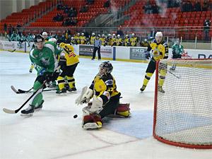 ХК «Зеленоград» начал европейское турне с победы и поражения в Литве