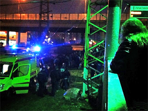 На станции Крюково мужчина попал под поезд