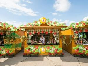Фестиваль варенья, эко-суббота, «Монгол Шуудан», «Агенты А.Н.К.Л.» и «МАМАслет»