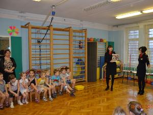 В детском саду № 1913 прошел праздник «Светофорчик»