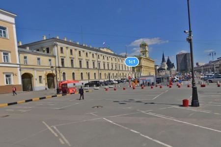 У Ленинградского вокзала построят новый вход в метро