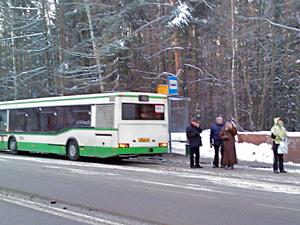 ГИБДД ищет очевидцев падения пассажирки автобуса