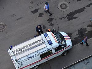 Полиция и МЧС вызволили ребенка из алкопритона