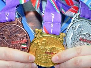 Зеленоградка привезла полный комплект медалей с турнира по пинг-понгу в Иране
