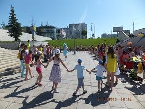 У Михайловского пруда пройдет праздничная программа «День защиты детей»