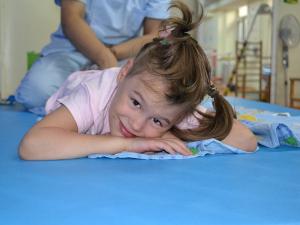 Рокеры дадут концерт в поддержку страдающей ДЦП 6-летней Саши Назаровой