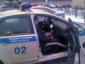 Автомобилиста задержали за неуплату 500-рублевого штрафа