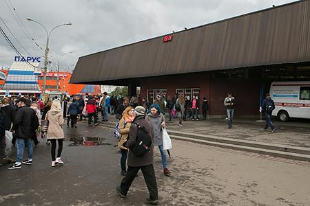 Вестибюль «Петровско-Разумовской» закроют наремонт с30января