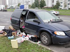 Хозяин погибших в машине животных жил в квартире с кошачьими трупами